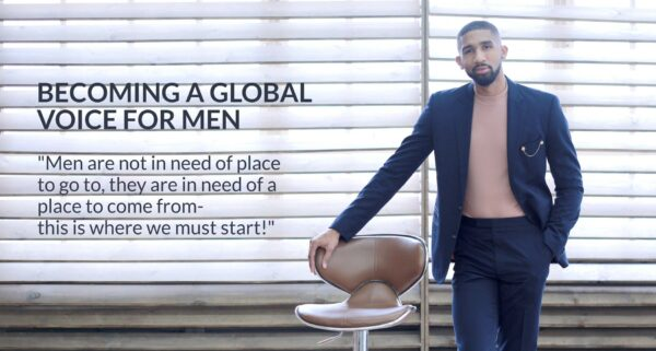 JuVan becoming a global voice for men